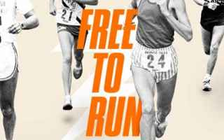 Cinema: free to run donne  sport  diritti film