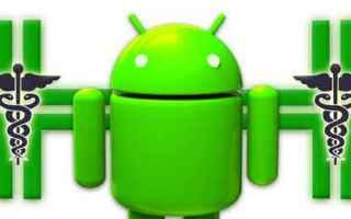Android: android farmaci farmacie salute