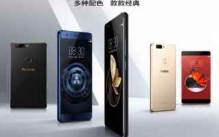Cellulari: nubia z17  smartphone  android