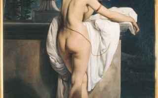 Cultura: nudi  ottocento  hayez  pelagi