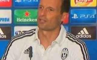 Champions League: juventus allegri champions finale cardif