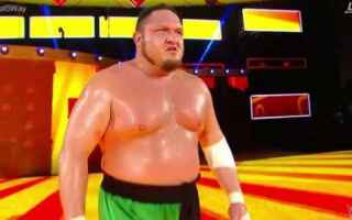 Sport: wrestling  wwe  extreme rules  risultati
