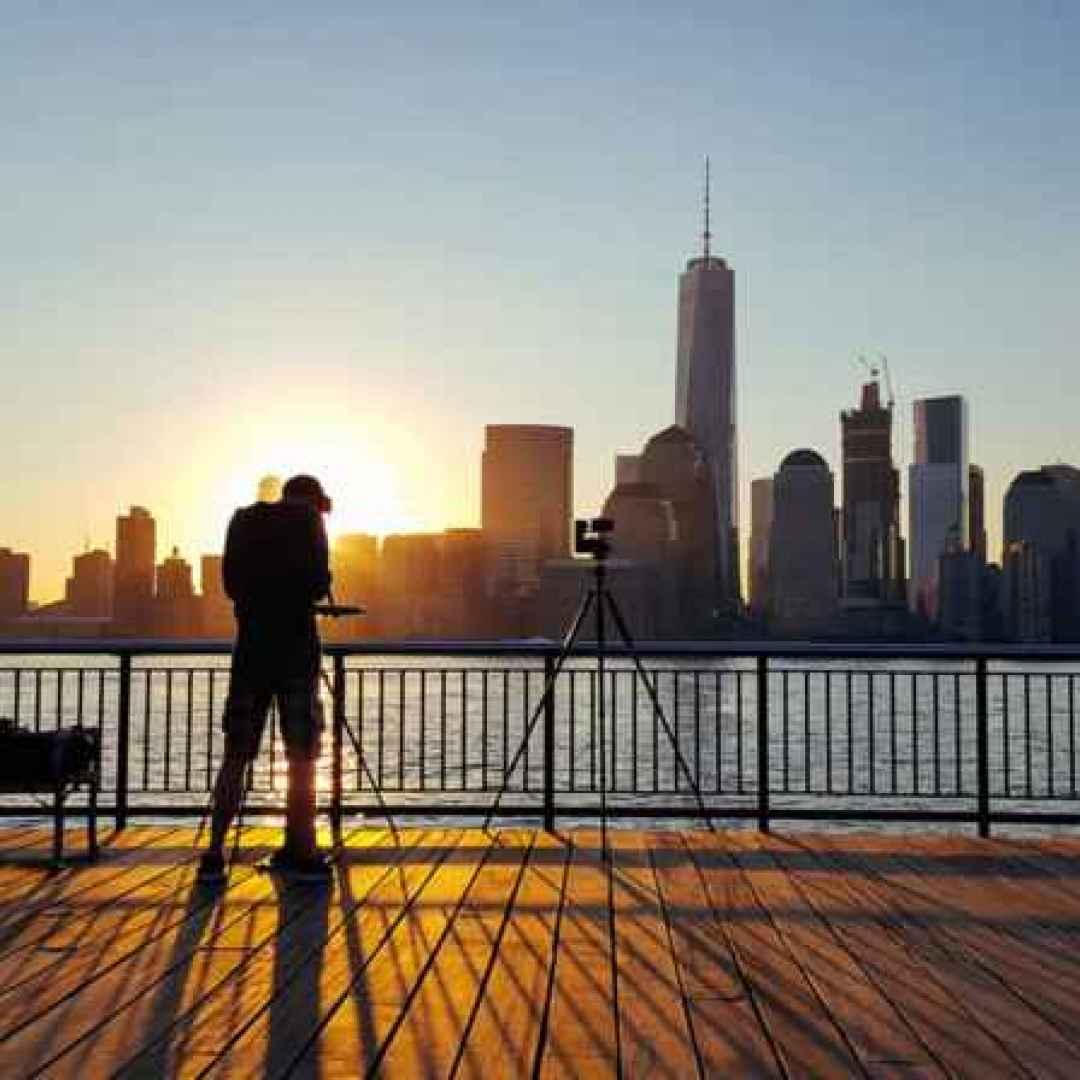 new york  hyperlapse  video  fotografia