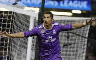 Calcio: ronaldo