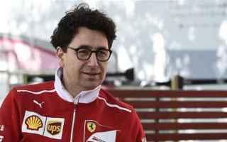 Formula 1: f1  ferrari  vettel  contratto  rinnovo