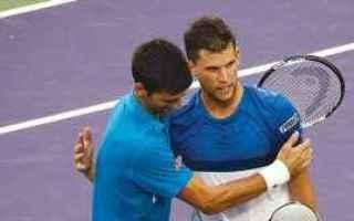 Tennis: roland garros  djokovic  thiem