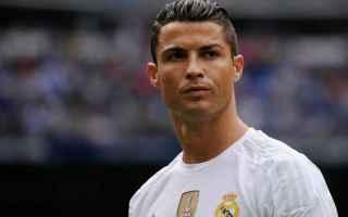 Calcio: totti  cristiano ronaldo  calcio  sport