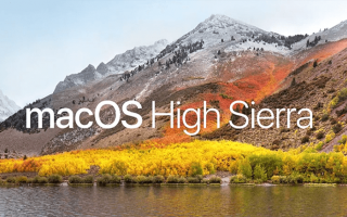 Apple: macos  apple  high sierra  imac  tech