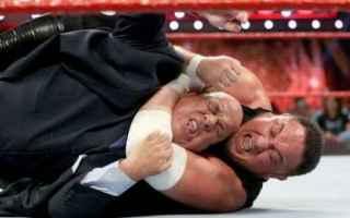 wrestling  wwe  raw  risultati  report