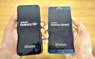 Siete possessori del Phablet Samsung Galaxy Note 5 e siete indecisi se passare al nuovo modello di c