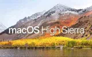 Apple: macos high sierra  apple  wwdc 2017