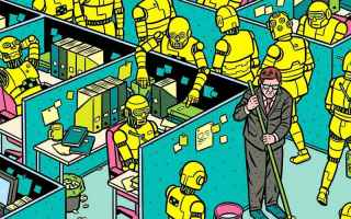 Lavoro: robotica  lavoro