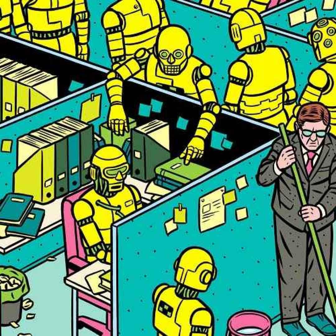 robotica  lavoro