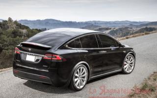 Automobili: tesla  model x  ibrida