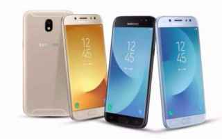 Cellulari: samsung  galaxy j 2017  smartphone