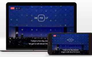 Facebook: facebook  audio live  subtitles  apps