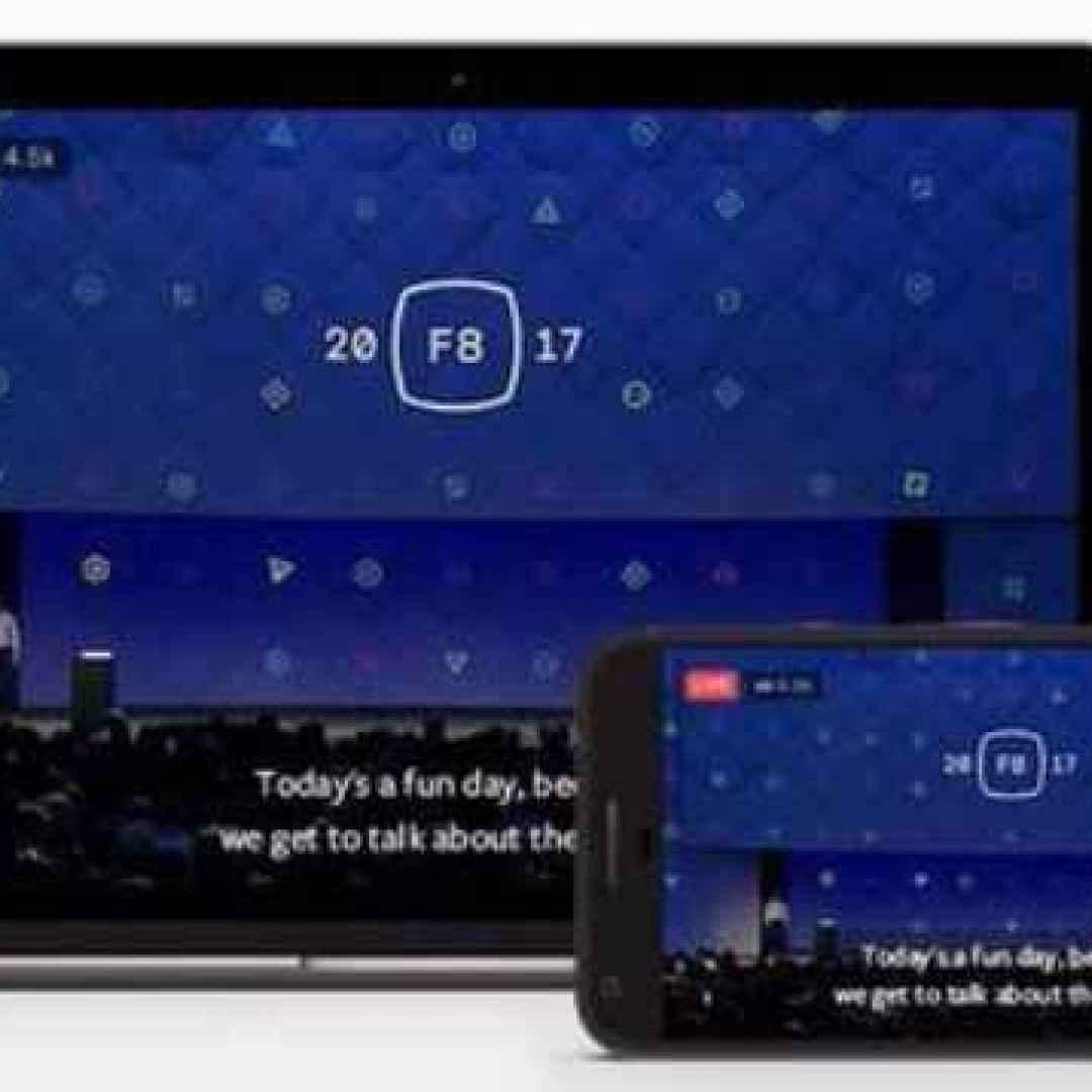 facebook  audio live  subtitles  apps