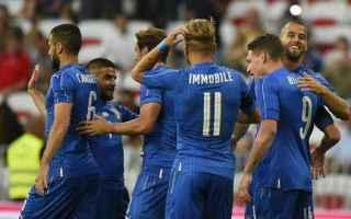 Nazionale: nazionale  italia  uruguay  amichevole