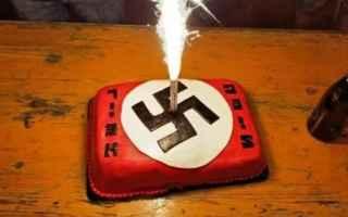 forza nuova  razzismo  fascismo  nazismo
