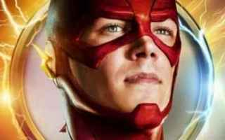 Televisione: flash  barry allen  iris  cisco  serie