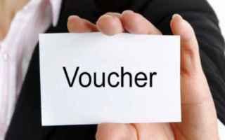 Lavoro: #voucher