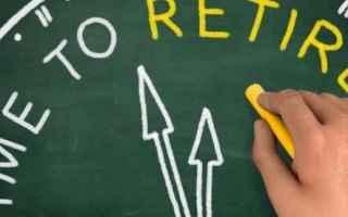 ape  pensioni  pensioni anticipate