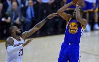 Basket: nba  finali  warrios  cavs