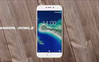 Cellulari: general mobile  smartphone  android one