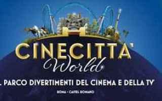 Roma: cinecittà world offerte risparmio
