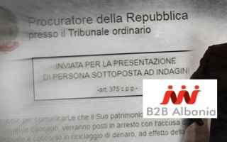 albania  jonalda jovani  b2b  ambasciata
