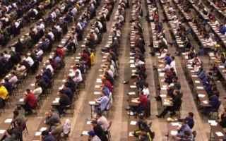 Lavoro: assistenti giudiziari concorso prove
