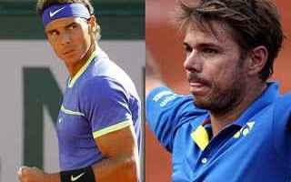 Tennis: tennis grand slam nadal wawrinka
