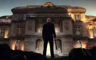 Console games: hitman  pc  ps4  xbox one