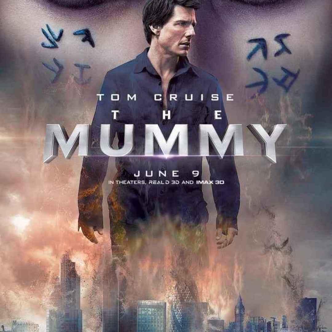 La mummia 2017 il film della dark universe tom cruise for Il film della cabina 2017