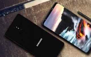 Cellulari: note 8  phablet  samsung  rumors