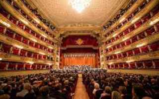 Teatro: milano  teatro alla scala