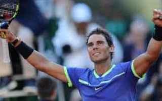Tennis: tennis grand slam nadal roland garros
