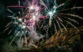 Torino: festival  pirotecnica  viaggi  piemonte