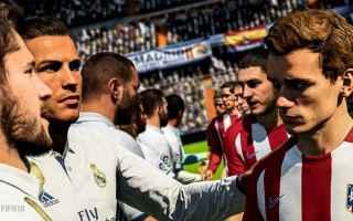 Giochi: fifa 18  e3 2017  videogiochi