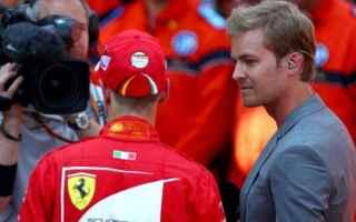 Formula 1: f1  mercato  ferrari  rosberg  raikkonen