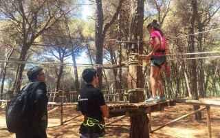 apre nuovo parco avventura playa catania