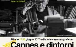 Milano: cannes e dintorni  milano  programma