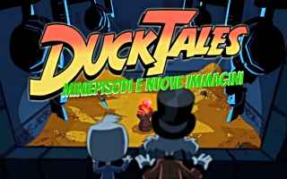 Anime: ducktales  disney  cartoon  serie tv