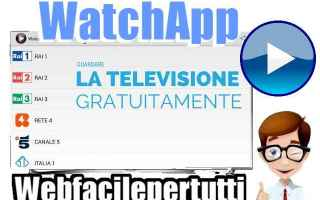 App: watchapp app tv streaming