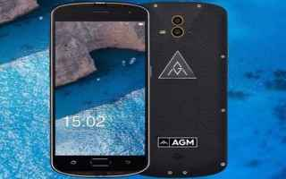 Cellulari: agm x1  smartphone  rugged  dual cam