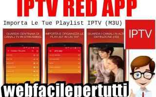 App: iptv red app iptv app android m3u