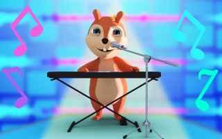 Video divertenti: cartoni animati  bambini  canzoni