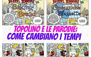 topolino  disney  breaking bad  parodie