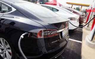 Automobili: auto elettrica