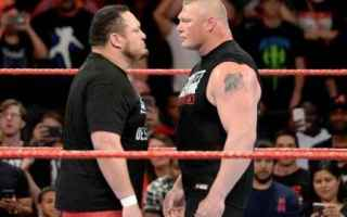 Sport: wrestling  wwe  raw  risultati  report